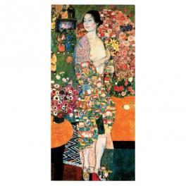 Le opere d'arte di Klimt - La danzatrice vendita online di tele
