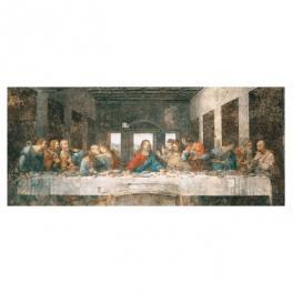 Leonardo da Vinci l'ultima cena riproduzione d'arte su tela canvas
