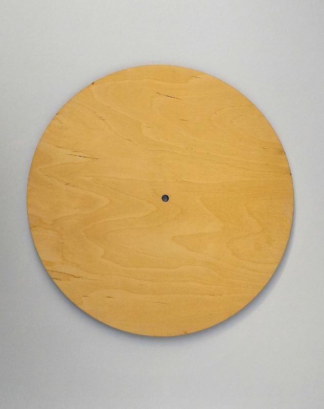 Tondo grande 40 cm base rotonda in legno quadrante-2