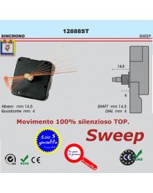 Schema disegno movimento YT 12888 SWEEP sincrono silenzioso