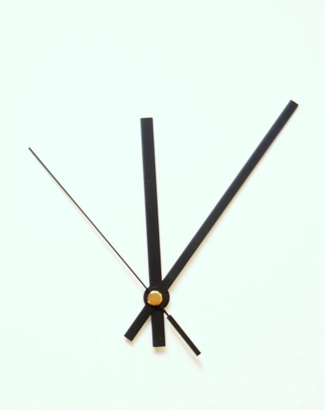 Lancette per orologi movimenti parete lunghe varietà colori top YT-958