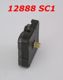 Meccanica movimento orologio professionala Young Twon 12888 SC1. 6,5 mm