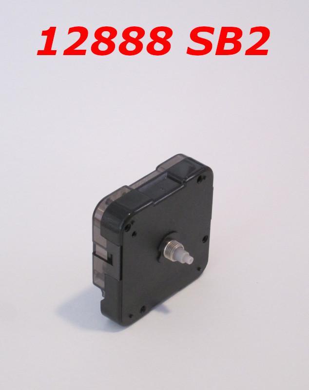 Orologio meccanica professionale al quarzo Young Twon 12888 SB2. 3 mm.