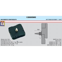 Movimento orologio Rinforzato YT-12888SMO (lancette dedicate) Dial max 4 mm