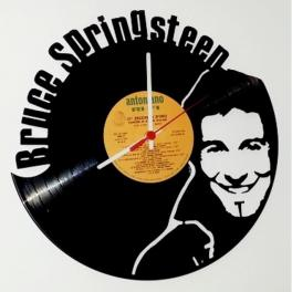 Bruce Springsteen disco orologio in vinile top Clock Vinyl