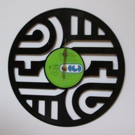 Fantasia disco orologio vinile Clock Vinyl parete realizzato a mano