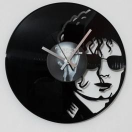 Michael Joseph Jackson NEW disco vinile 33 giri design parete orologio