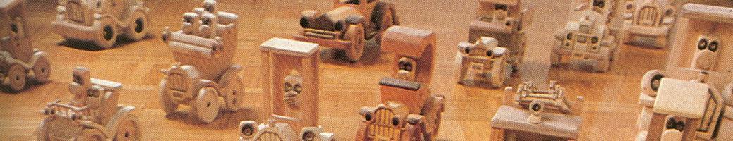 Oggetti in legno arti creative decorare hobby bricolage colorare