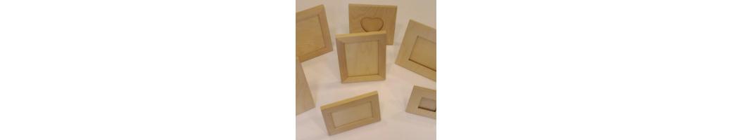 Portafoto multistrato legno betulla essenza faggio naturale